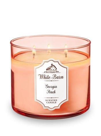 最愛 Bath and Body Peach Works Works 3 Wick 14.5オンス Scented Candle Georgia Peach 14.5オンス B0797CHXM2, 保安用品専門店 Safety_First:836c7e6b --- a0267596.xsph.ru