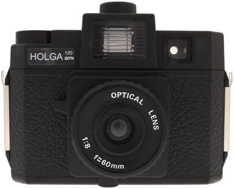 Holga cámara 120GCFN (120 GCFN) (lente de cristal/Multicolor flash)