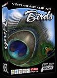 Bird EPS Vector Sign Clipart