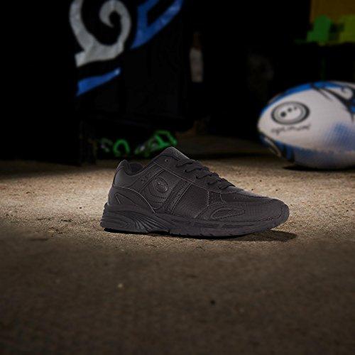 000 Erwachsene Optimum School Schwarz Trainer Sneaker Black Unisex X17 T5rrqwW8z