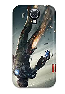Protection Case For Galaxy S4 / Case Cover For Galaxy(iron Man) 5695087K20836441