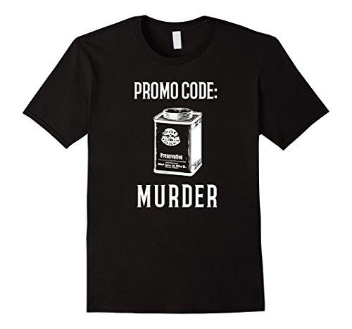 Promo Code Murder SSDGM Shirt (Amazon Halloween Promo Code)