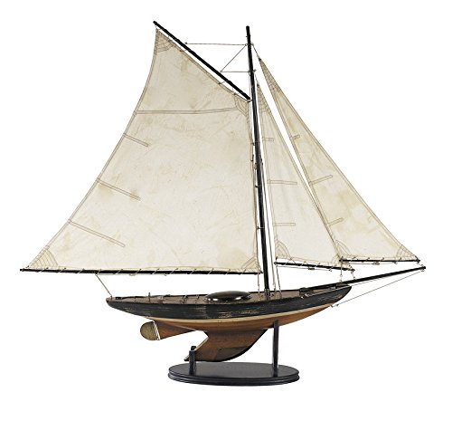 Newport Sloop (Schaluppe), Schiffsmodell Authentic Models