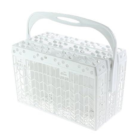 Hoover - Cesta de cubiertos para lavavajillas ((blanco): Amazon.es ...