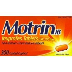 (Motrin IB 300 caps, 200 mg )