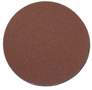 5 Klett- Schleifscheiben 400 mm K100 holz-metall