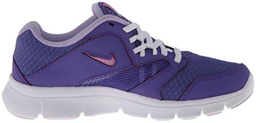 Filles Nike Expérience Flex 3 Chaussure De Course (gs) Brume Pourpre / Hortensias / Lt Magenta