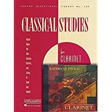 [(Classical Studies for Clarinet)] [Author: Himie Voxman] published on (June, 2005)