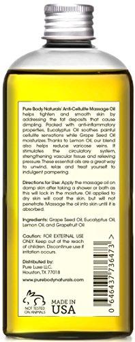 Pure-Body-Naturals-Massage-Essential-Oil-with-Grapeseed-Eucalyptus-Lemon-Grapefruit-Oils-8-Fl-Oz