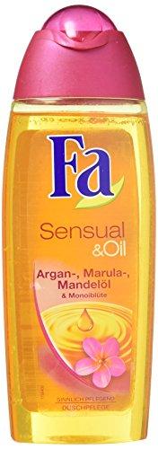 Monoi Shower (Sensual Oil Monoi Blossom Shower Gel 250ml oil by Fa)
