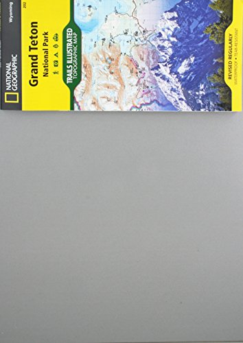 Best Easy Day Hiking Guide and Trail Map Bundle: Grand Teton National Park (Best Easy Day Hikes)
