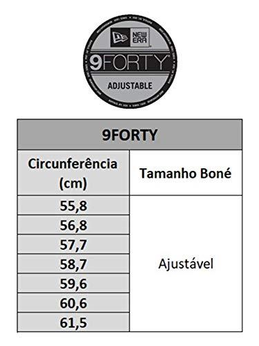 BONE 940 BOTAFOGO FUTEBOL ABA CURVA SNAPBACK PRETO NEW ERA 99f98400482