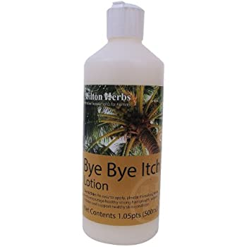 Amazon.com : Hilton Herbs Bye Bye Itch Skin Allergy Lotion