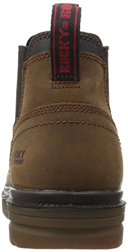Men's Construction Rkk0158 Rocky Boot Brown 4x716RTqw