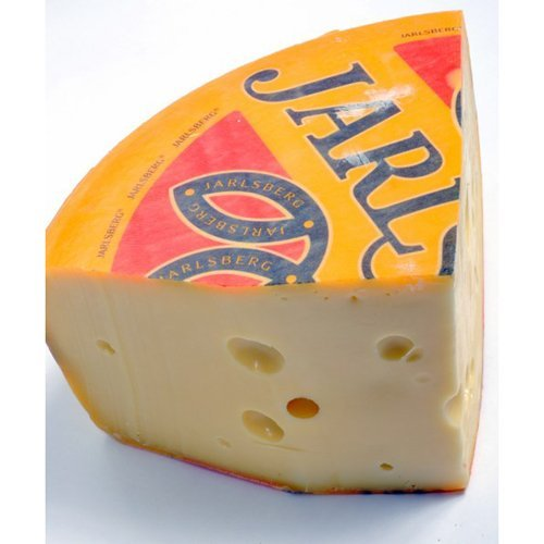 Jarlsberg Cheese (Whole Wheel) Approximately 22 Lbs by For The Gourmet - Jarlsberg Wheel