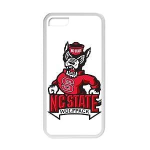 NCAA Northern Arizona Lumberjacks Primary 2014 White For LG G3 Phone Case Cover
