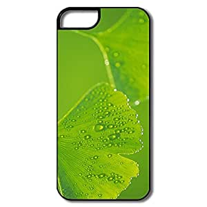 Geek Leaves Rain Drops Case For IPhone 5/5s
