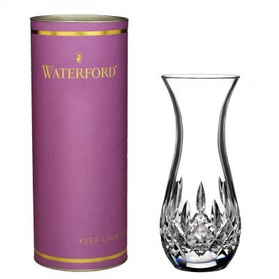 Crystal Vases By Waterford (Giftology Lismore Sugar 6in B...