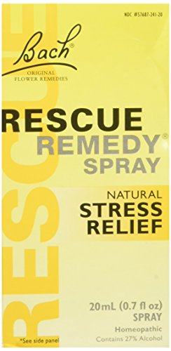 - Bach Rescue Remedy Spray
