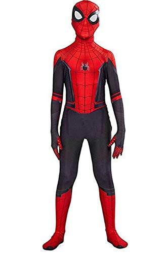 Les Mis Halloween Costumes (EUDORA Kids Superhero Spandex Costume Cosplay 3D Zentai Full Bodysuit Halloween Costumes)