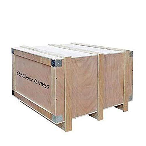 Oil Cooler 4134W025 for Perkins 1104A-44 1104A-44T 1104C-44 1104C-44T 1104C-44TA 1104C-E44T 1104C-E44TA 1104D-44 1104D-44T 1104D-44TA by GOOP