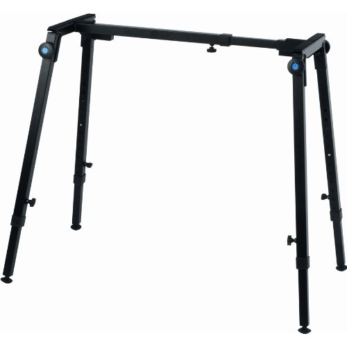 Quik Lok WS421 Keyboard Stand, Black by Quick-Lok