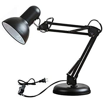 Le Swing Arm Desk Lamp C Clamp Table Lamp Flexible Arm