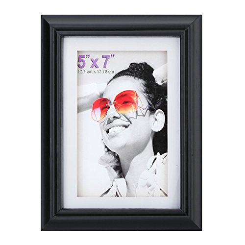 5x7 inch Picture Frame Made of Solid Wood and High...