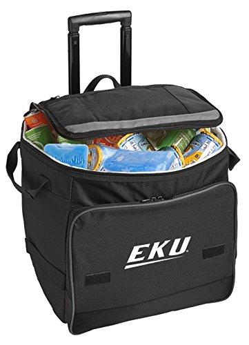 (Broad Bay EKU Cooler Eastern Kentucky Rolling Cooler Bags)