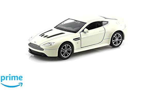 Welly 1 32 Display Aston Martin V12 Vantage Diecast Car No Retail Box Contemporary Manufacture