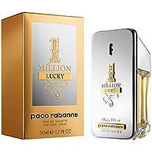 Perfume 1 Million Lucky Masculino Paco Rabanne Eau de Toilette 50ml