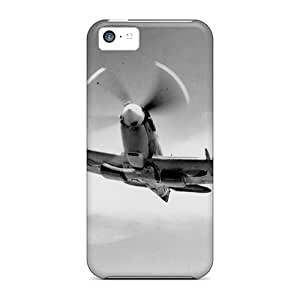 Premium Durable Light Plane Fashion Tpu Iphone 5c Protective Case Cover