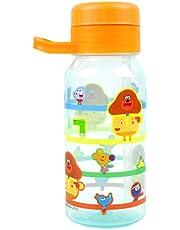 Hey Duggee Characters Blue Kids School Sports Drinks Bottle 400ml