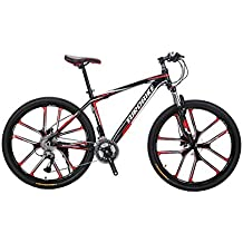 X1 GTR Aluminum Mountain Bike 27 Speed Shifting 27.5 Inches 10 Spoke Wheels Dual Disc Brake MTB Bicycle