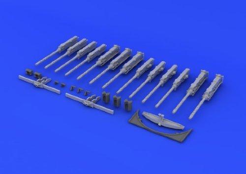 1:32 Eduard Brassin B-17g Guns (hkm) Model Accessories