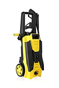 GBK Powerful 2200 PSI High Pressure Electric Washer 5.5L/Min with 5m wire and 5m hose
