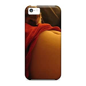Fashion Protective Adriana Lim Beautiful Adriana Lima Case Cover For Iphone 5c
