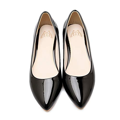 36 Sandales SDC05561 Noir Noir 5 AdeeSu Compensées Femme EU 4PAwF