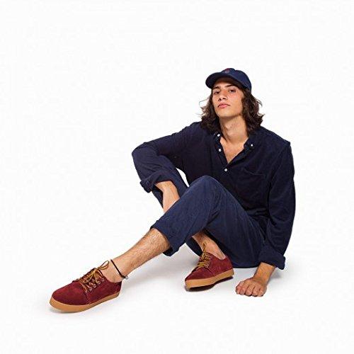 Pompeii, Zapatillas Hombre, Higby, Maroon Caramel, 40: Amazon.es: Zapatos y complementos