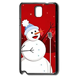 Samsung Note 3 Cases Snowman Sing Design Hard Back Cover Proctector Desgined By RRG2G