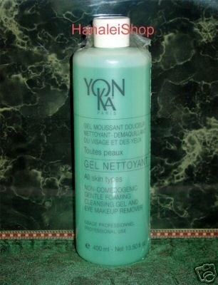 Yonka Gel Nettoyant Professional Size, 13.50 Fluid Ounce For Sale