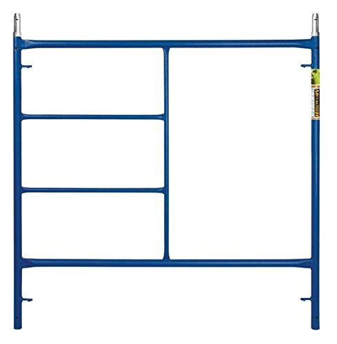 Metaltech Mason Scaffold Frame Section - 60In.W x 60In.H, Model# M-MF6060PS-A