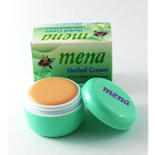 Mena Extra White Mineral Whitening Cream 3g/.1oz (Quantity 1 Pc.)