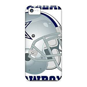 Rosesea Custom Personalized Fashionable CIZ28604VNLq Iphone 5c Cases Covers For Dallas Cowboys Protective Cases
