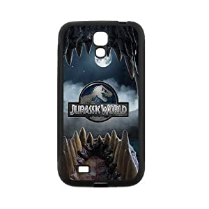 Fayruz- Personalized Jurassic Park Jurassic World Protective Cover Hard Textured Rubber Phone Case for Samsung Galaxy S4 i9500 G-S4H1341