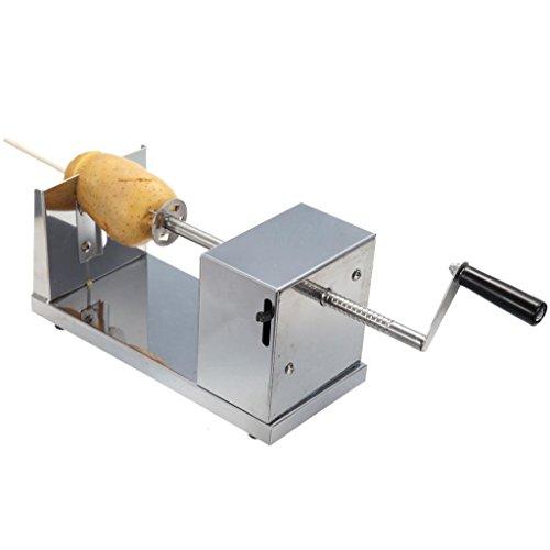spiral potato machine