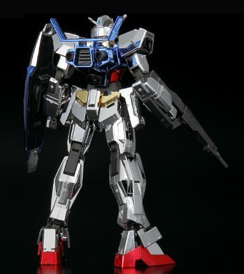 Bandai HG 1//144 Gundam AGE-1 Normal Color Plated Ver. Gunpla Expo World Tour 2011 Exclusive Item