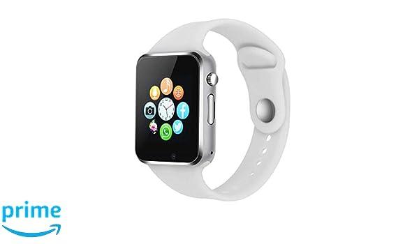 Amazon.com: Smart Watch Phone Camera, IOQSOF Touch Screen ...