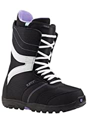 Burton Coco Snowboard Boots Black Purple Women's 9