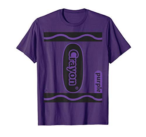 Purple Crayon Halloween Costume (Purple Crayon Group Costume Halloween Matching School Group)